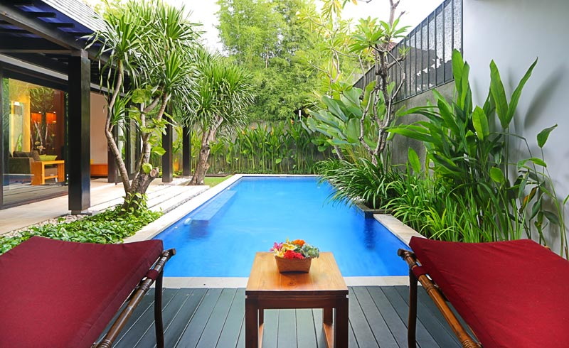 The Jineng Villas - 1 Bedroom Pool Villa