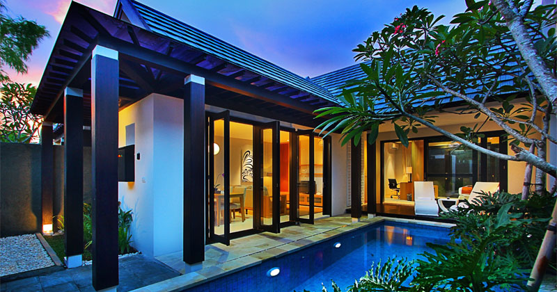 The Jineng Villas -Private Pool Vilas - Seminyak, Bali