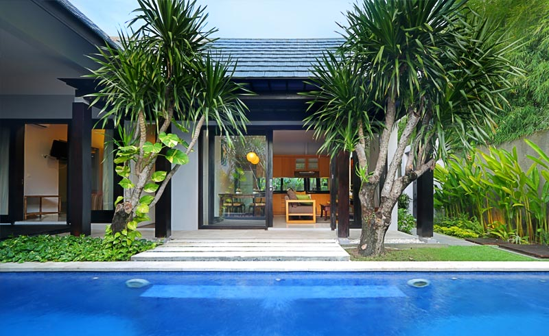 The Jineng Villas - 2 Bedroom Pool Villa