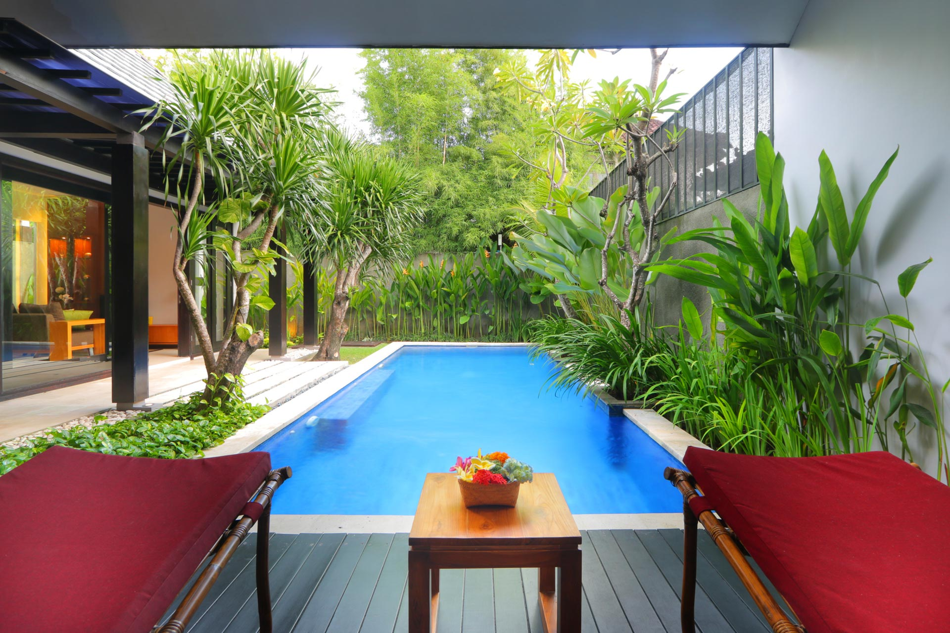 Private Pool Vilas Seminyak Bali The Jineng Villas By Ekosistem Hotels And Resorts Official Website